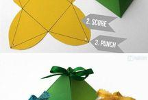 Box (พับกล่อง พับกระดาษ และ servetter)