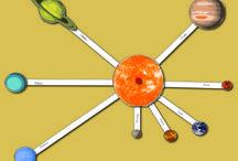 Montessori planets