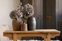 Earthy Home Decor-Grassroots Style / by Grassroots a salon