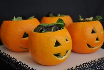 HALLOWEEN (recipes and ideas for halloween)  / #recetas #ideas #decoracion