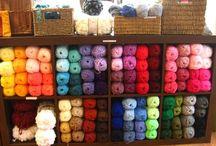 Crochet / by Christina Scott