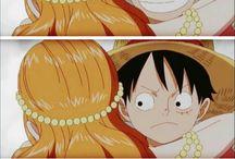 LUNA ( Luffy X Nami )