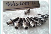 titanium bicycle parts