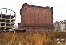 Architecture | Derelicted / About abandoned buildings