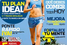 Portadas Runner's World / Las portadas de la revista