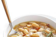 Soups / by Alisha Meador