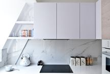 kitchen small spaces / small cooking spaces