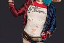 Characters: Harley Quinn