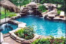 swimming pools - I wish! :)