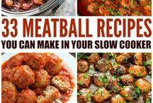 Meatballs universals