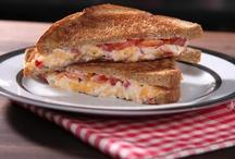 Sandwiches / by Connie Zielinski