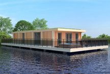 CGI Plans for 2 bed Eco-Lodge
