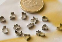 Miniaturas, cositas pequeñas