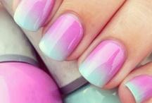 + nails