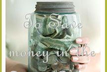 Frugal living - ways to save & make money