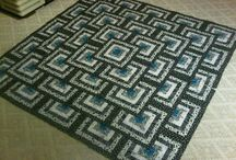Patchwork Quilts / Nähen