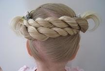 Creative Hair for Gia! / by Shari Diniz-Junqueira