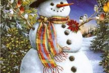Snowman / by Robin Curry