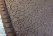 Cerâmica Texturas / texturas
