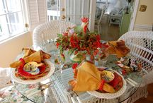 Tablescapes / by Susan Schmarkey