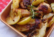 csirke recept