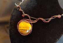 Wire wrapped Creations