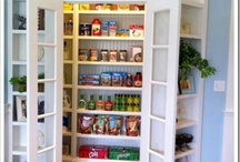 Pantry/kitchen