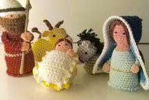 Crochet cribs