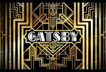 The Great Gatsby  / I love everything about it!!!!!