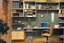 Kent's new office