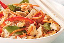 Asian foods / by Thais Silva-Posadas
