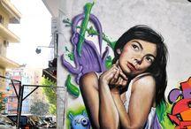 Street Art / Streets. & Art.