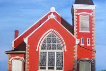 Country Church Series