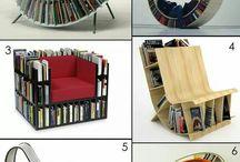 My dream: A Book Barn