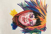 Corso di illustrazione / I miei lavori