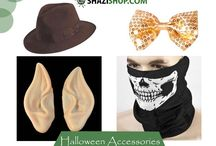 Halloween 2017 Costumes & Accessories / ShaziShop offers you amazing, new & trendy Halloween 2017 costumes & accessories for baby, kids, men's & women's. Find best Halloween costumes for girls, as well as Halloween caps & sticks. So order now and avail the Halloween couple costumes, Halloween kids costumes, cheap Halloween costumes & masks.
