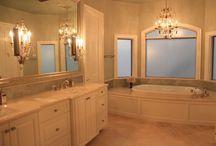 Breathtaking Baths (Master) / Master Bathrooms by NR Interiors