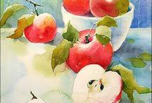 Frutta dipinti