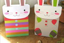 Easter Crafts and Activities for Kids / Actividades y Manualidades de Pascua / Ideas para disfrutar con nuestros peques...