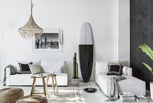Ocean - Surf interiors / Interiors related to surf, ocean inspired