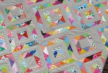 Quilting Quilts with Scraps