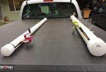 Rod carriers