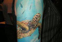 Tattoos / by Tabetha Rouillard
