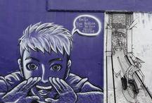 Street Art Penang / Suivez-moi en Malaisie! Nous allons à Penang, partir à la recherche de l'art urbain du quartier de Georgetown!