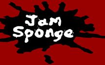 Jam Sponge / Jam Sponges and Jam Rags Have Attitude! The Jam Sponge a natural unbleached Sea Sponge that is used internally in place of a tampon.  Jam Rags are black and red cloth pads.
