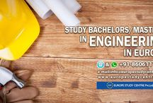 Study In Europe / Study in Europe your engineering/MBBS/MBA/ Hotel Management and other various course.