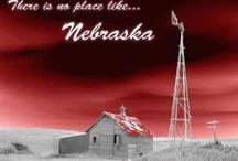 Nebraska--The Good Life! / Proud to grow up in Nebraska.  Lots of good memories! / by Wendy Bush
