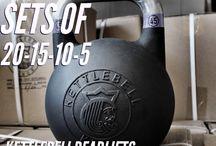 Kettlebell Deadlift