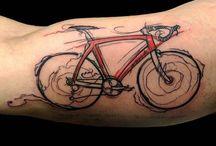 Bike Tattoos