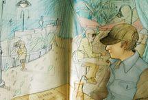 Bocetos, LuzBeloso / Bocetos, apuntes , ideas
